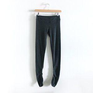lululemon ribbed ruched leggings - size 4